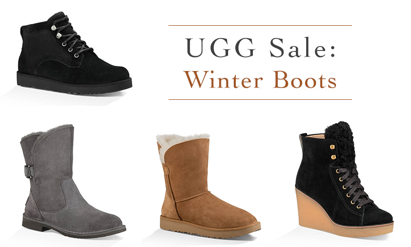 UGG Winter 2017 Sale