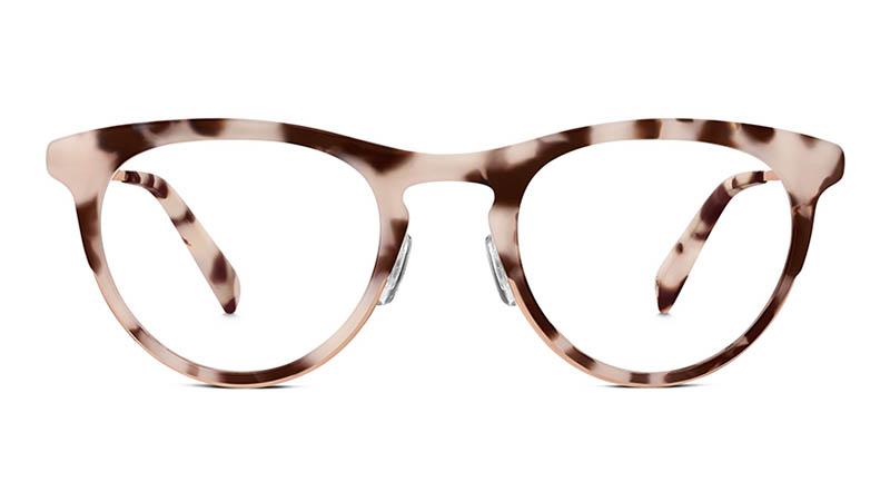 Warby Parker Wren Glasses in Opal Tortoise $145