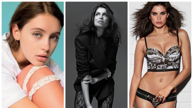 Week in Review   VS x Balmain, Laetitia Casta's New Cover, Iris Law for Jalouse + More