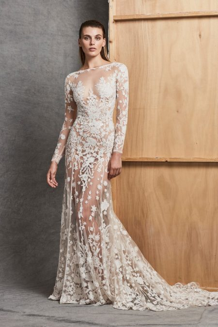 Zuhair Murad Bridal Offers Dreamy Silhouettes for Fall 2018