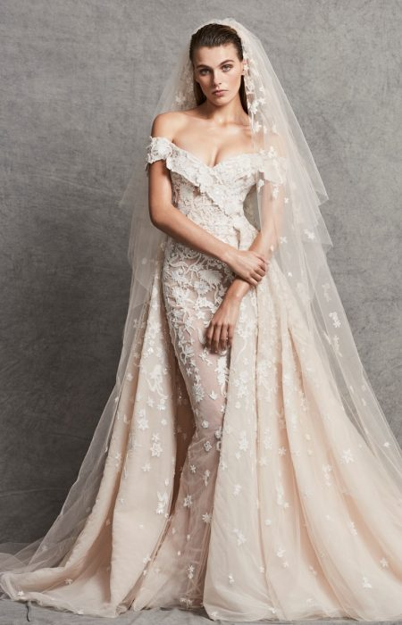 Lebanese Designer Zuhair Murad S Fall Winter 2018 Bridal Collection Continues To Impress The Wedding Dresses Continue Spotlight Signature