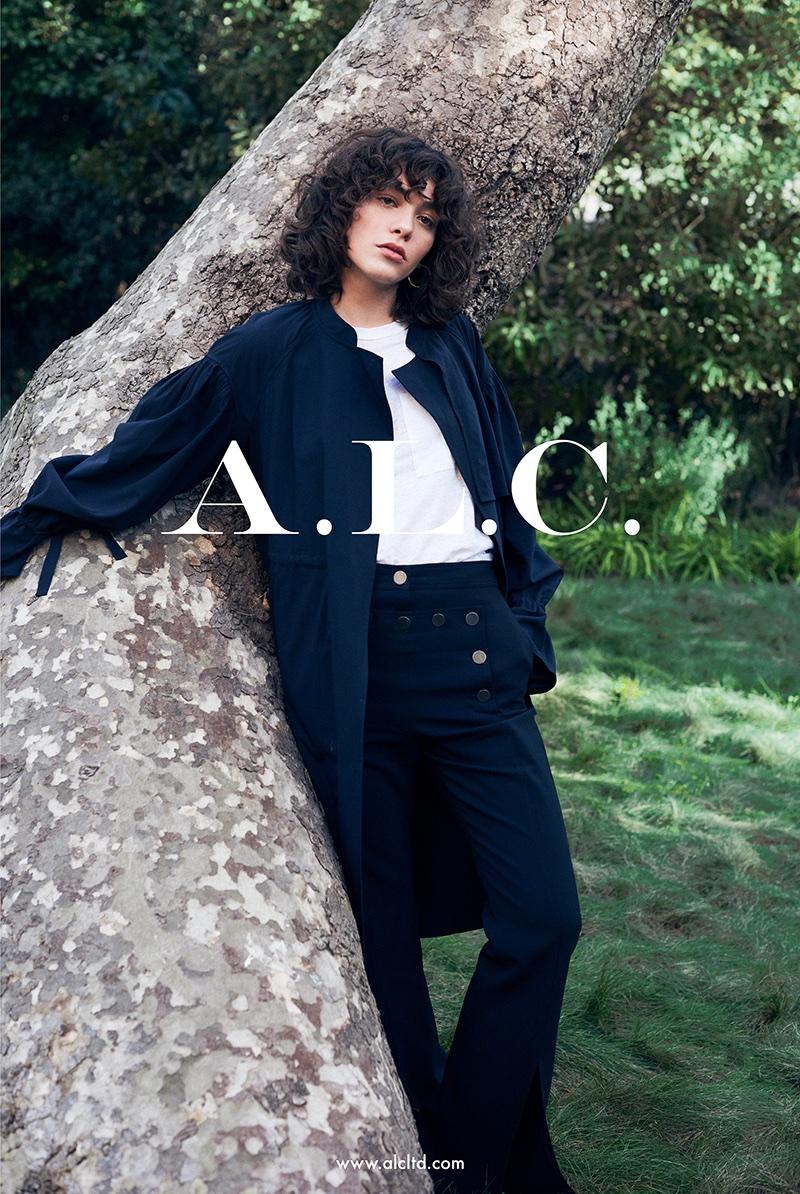 A.L.C. unveils spring-summer 2018 campaign