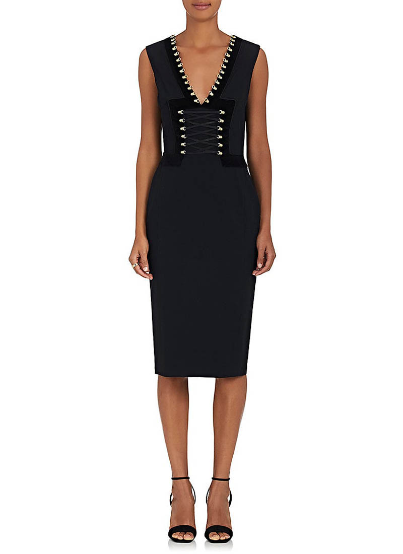 Altuzarra Adriana Sleeveless Sheath Dress $599 (previously $1,995)