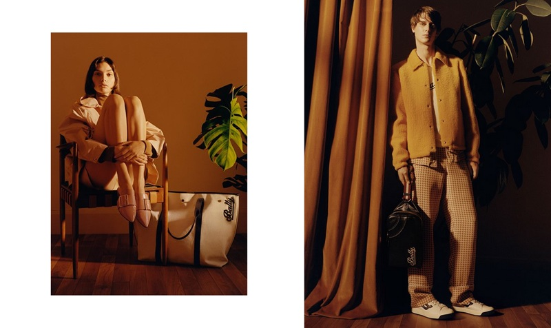 Bally unveils spring-summer 2018 campaign