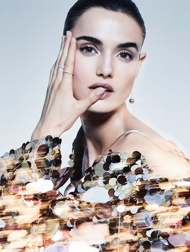 Blanca Padilla Poses in Elegant Styles for Yo Dona Spain