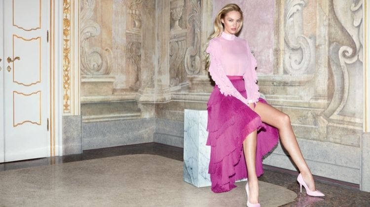 Candice Swanepoel stars in Miss Sixty's spring-summer 2018 campaign