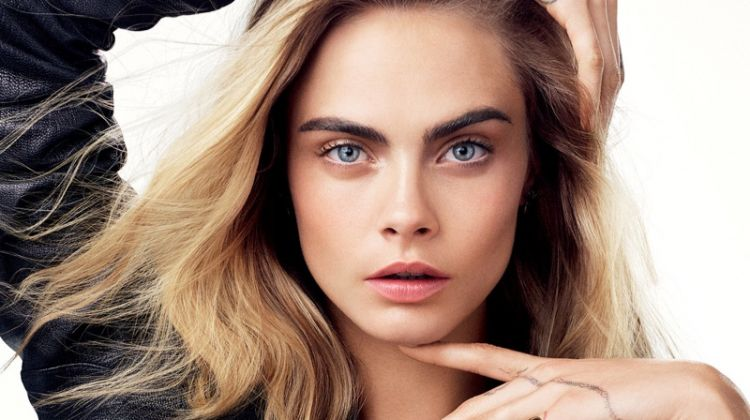 Cara Delevingne stars in Dior Capture Youth campaign