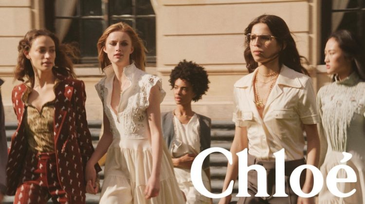 Chloe unveils spring-summer 2018 campaign