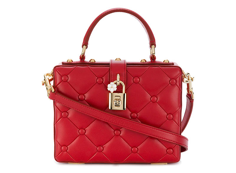 Dolce & Gabbana Dolce Box Shoulder Bag $2,929