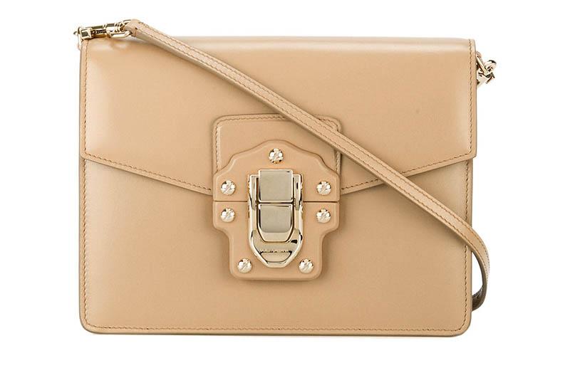 Dolce & Gabbana Lucia Shoulder Bag $1,377 (previously $2,295)