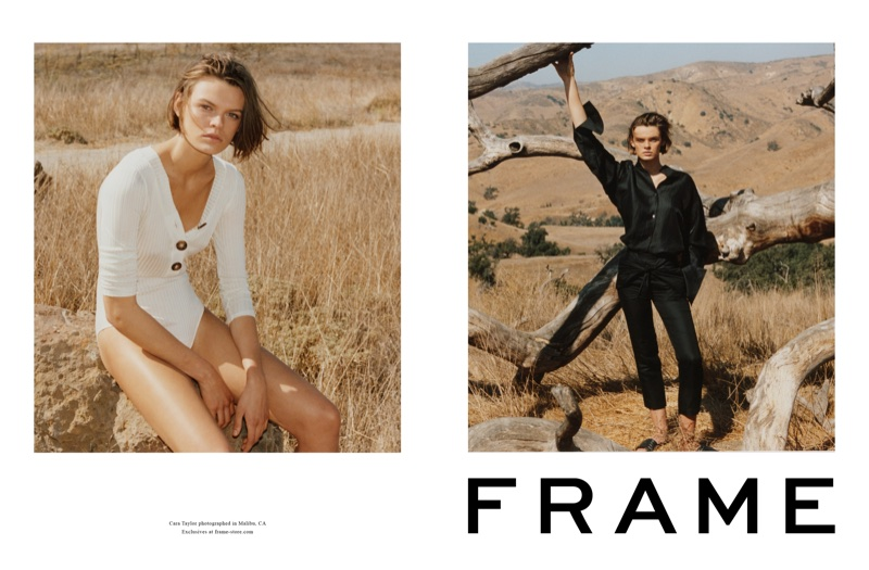 FRAME unveils spring-summer 2018 campaign