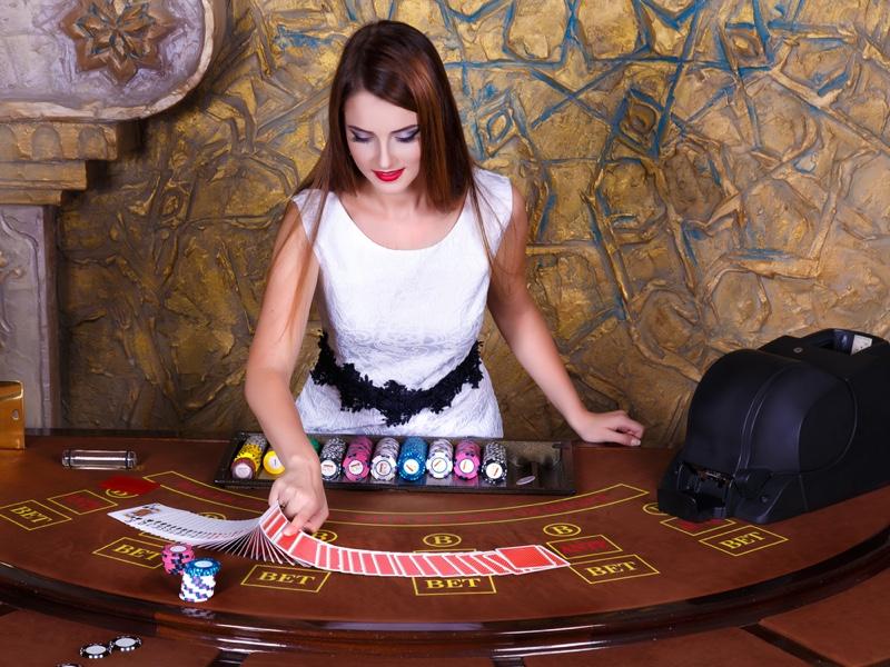 croupiers casino