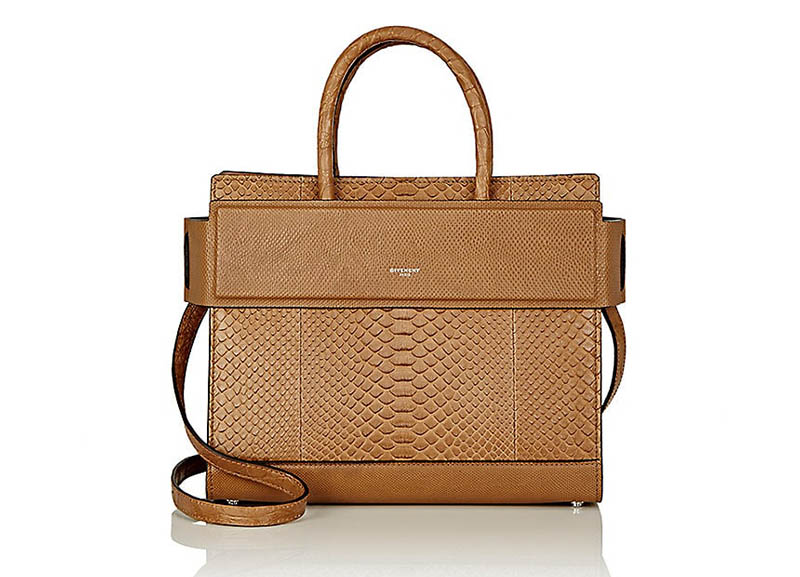 Givenchy Horizon Python Small Bag $4,499 (previously $7,500)