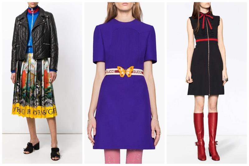 e42cbc708c Gucci | Resort 2018 Clothing, Shoes & Bags | Shop | Fashion Gone Rogue
