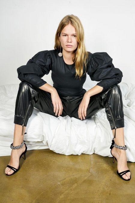 Anna Ewers stars in Isabel Marant's spring-summer 2018 campaign