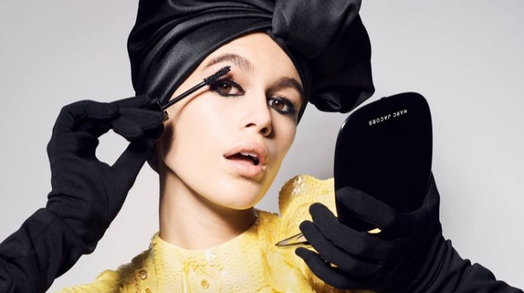 Kaia Gerber stars in Marc Jacobs Beauty spring-summer 2018 campaign