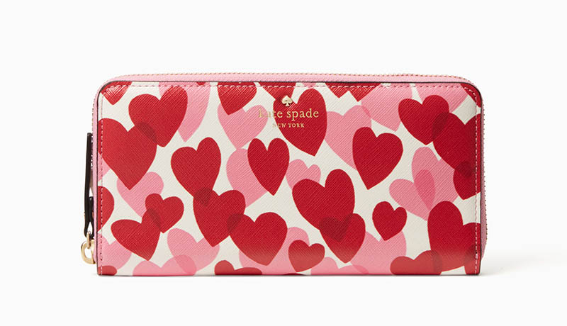 Kate Spade Yours Truly Lacey Wallet $178