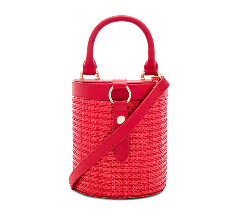 LPA Gia Bag in Ruby $198