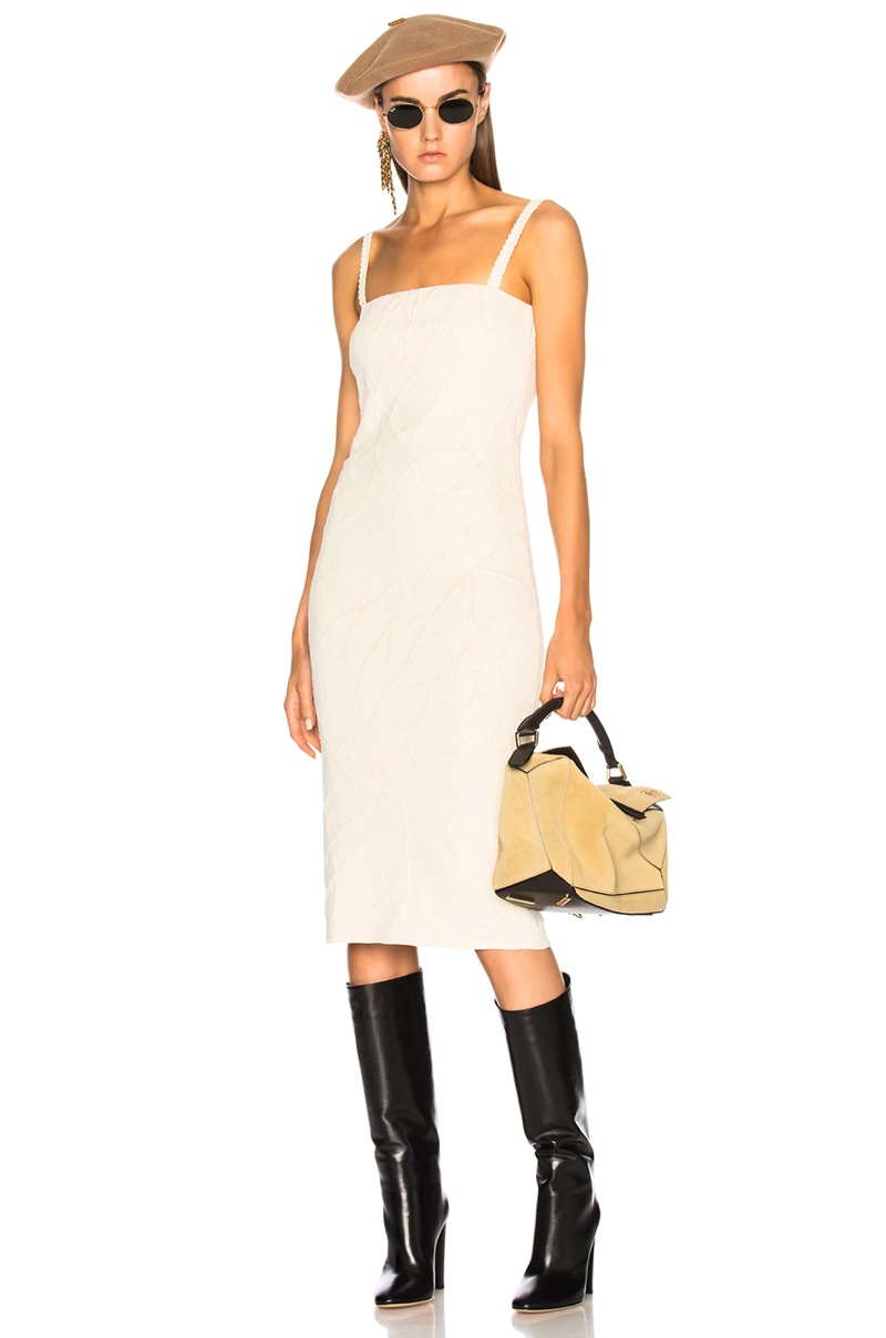 Loewe Strappy Dress $581 (previously $1,290)
