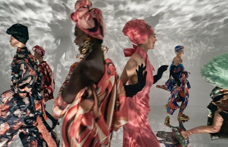 Steven Meisel captures Marc Jacobs spring-summer 2018 campaign