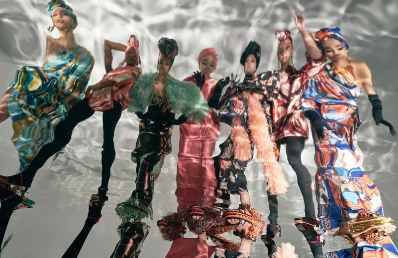 816e800d1ae6 Marc Jacobs unveils spring-summer 2018 campaign