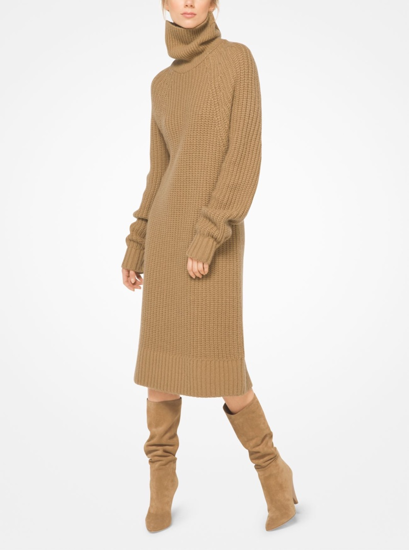 Michael Kors Collection Cashmere and Mohair Sweater Dress $532.50 (previously $1,775)