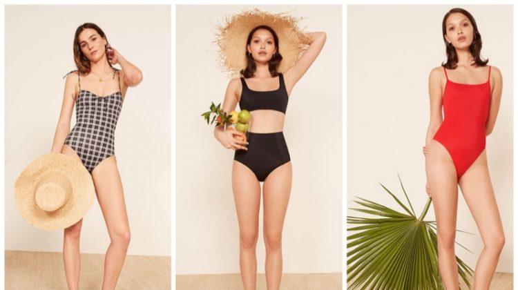 Reformation Swim 2018 Collection