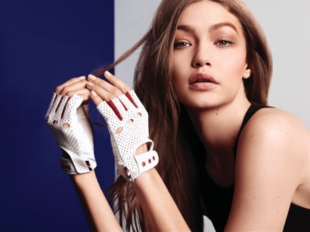 Gigi Hadid Takes On Athleisure with TommyxGigi Spring '18 Collection