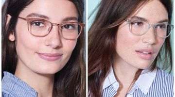 Warby Parker spring 2018 glasses