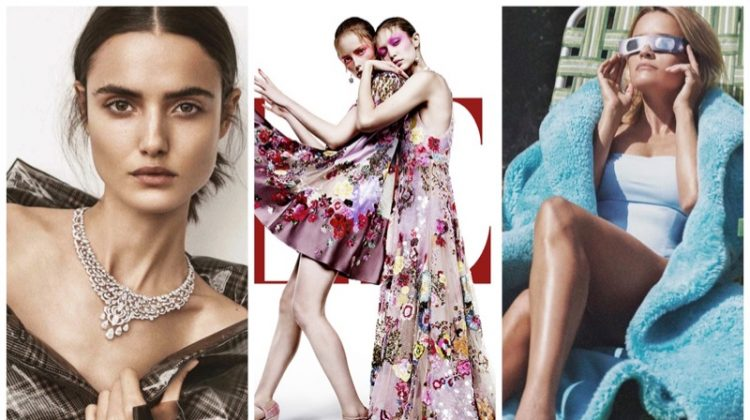 Week in Review | Gigi Hadid for Valentino, Blanca Padilla's New Cover, Reese Witherspoon for WSJ + More