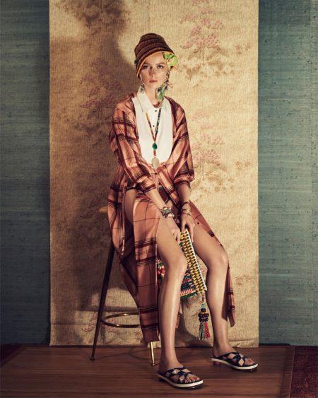 Steven Meisel Captures Elegant Portraits for Zara's Spring 2018 Campaign