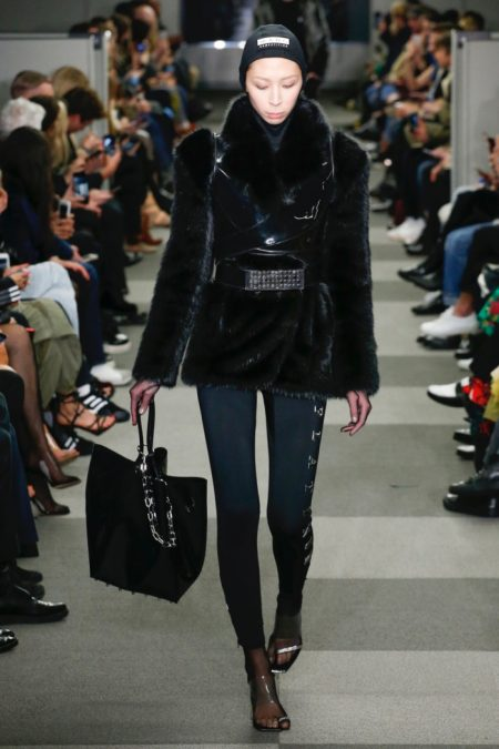 Alexander Wang Takes On CEO Style for Fall 2018