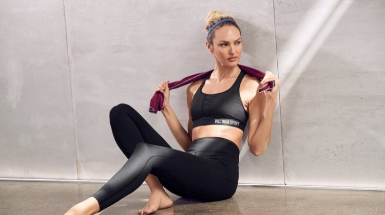 Candice Swanepoel, Taylor Hill Heat Up Victoria Sport Shoot