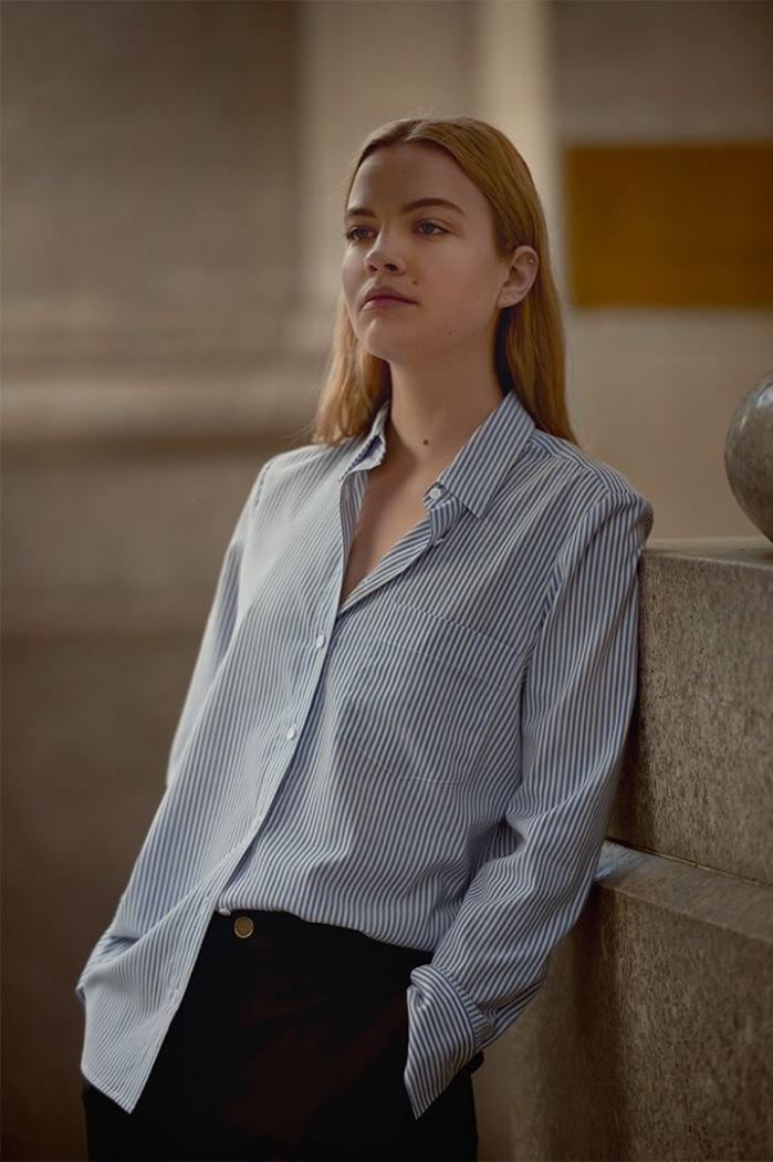 Club Monaco Philli Stripe Shirt and Remi Pant