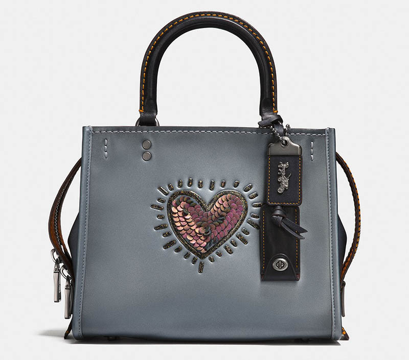 Coach x Keith Haring Rogue 25 Bag $650