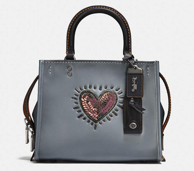Coach x Keith Haring Rogue 25 Bag $650