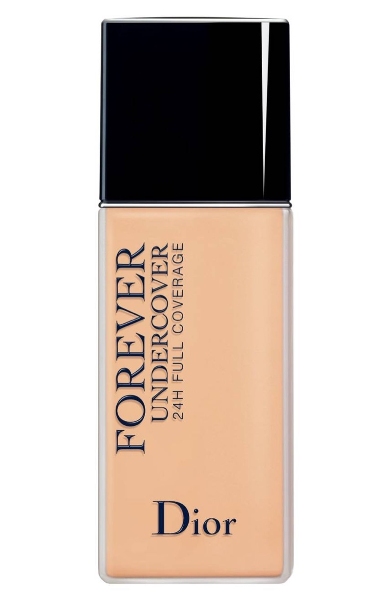 SHOP THE CAMPAIGN: Dior Diorskin Forever Undercover Foundation $52.00