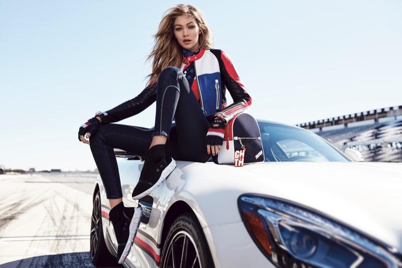 Gigi Hadid stars in TommyxGigi spring-summer 2018 campaign