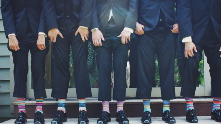Top Five Groom & Groomsmen Trends You Should Follow