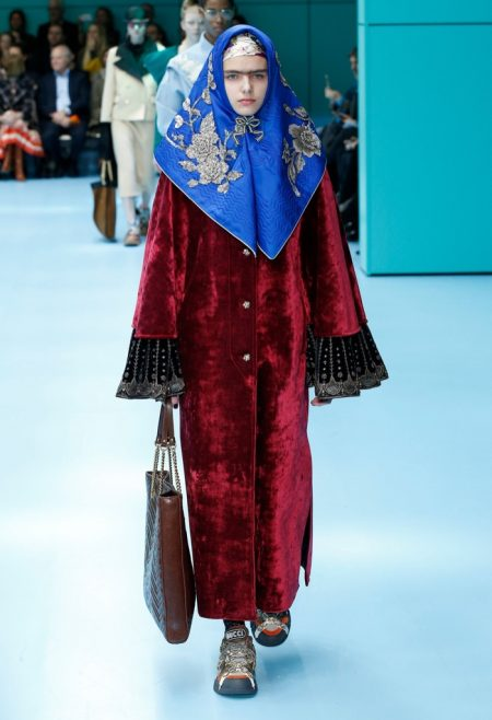 Gucci Gets Surreal for Fall 2018