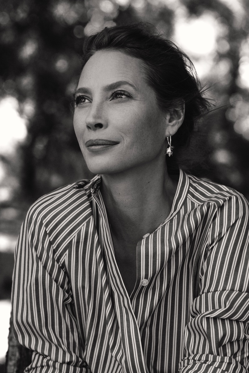 Christy Turlington stars in H&M Conscious 2018 campaign