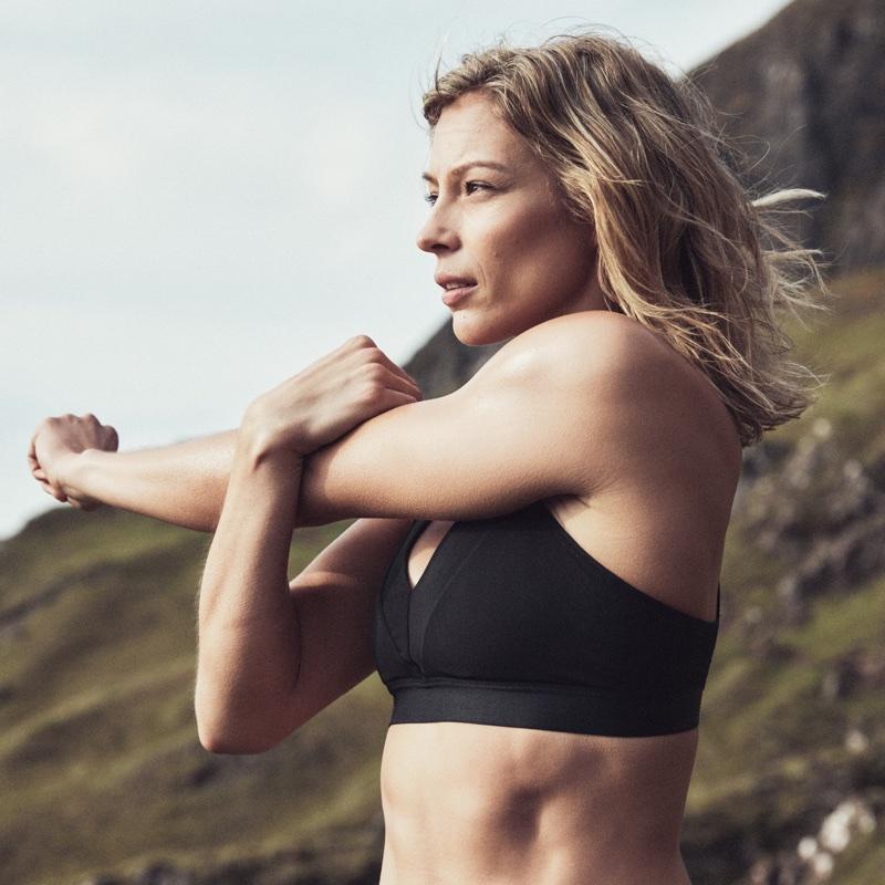 H&M Conscious Sports Bra with Medium Support