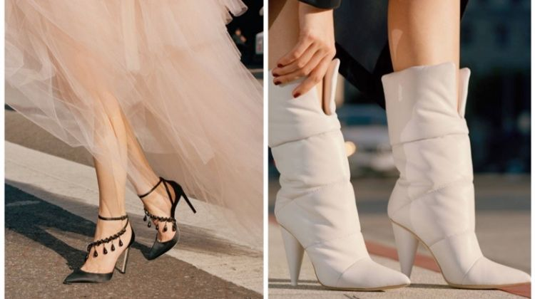 Jimmy Choo x Off-White shoes