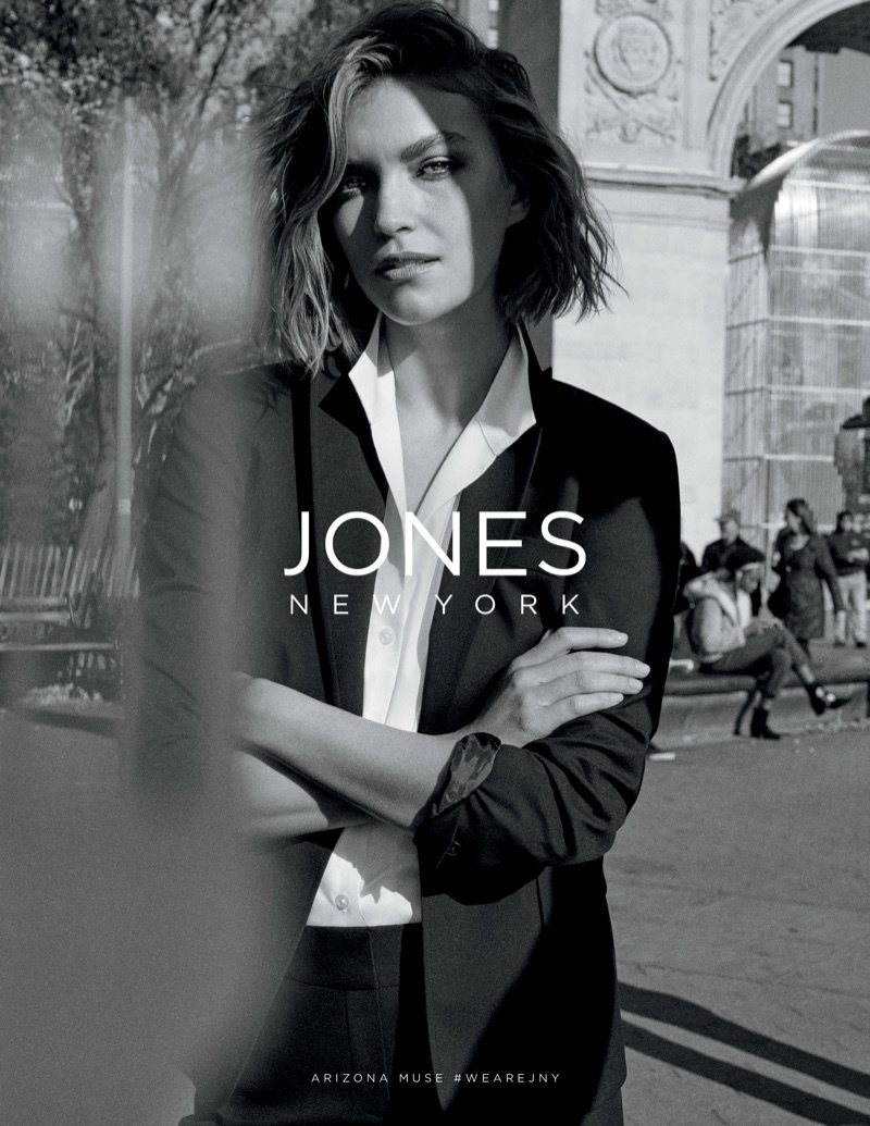 Jones New York taps Arizona Muse for spring-summer 2018 campaign