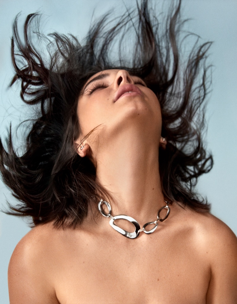An image from Ippolita's spring 2018 advertising campaign with Kendall Jenner