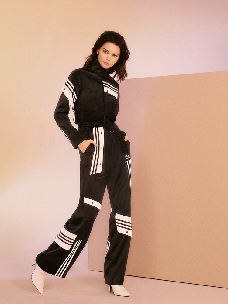 Kendall Jenner stars in adidas Originals by Daniëlle Cathari campaign
