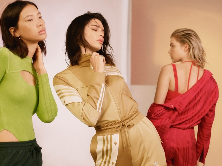adidas Originals by Daniëlle Cathari campaign featuring Kendall Jenner