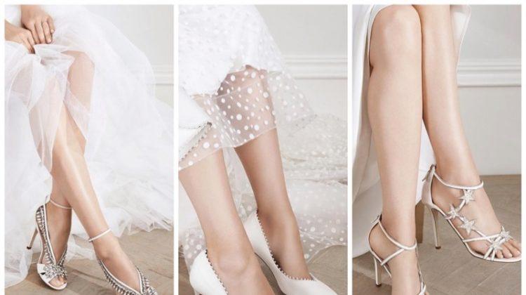 Perfect Match: L.K. Bennett & Jenny Packham Team Up On Bridal Shoes