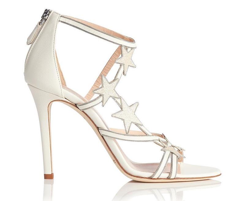L.K. Bennett x Jenny Packham Felicity Star Embellished Sandal $525