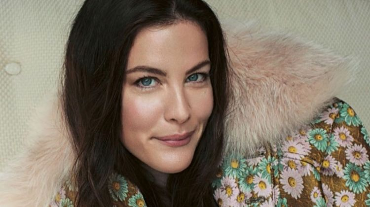 Liv Tyler Wears Glamorous Styles for Marie Claire Malaysia